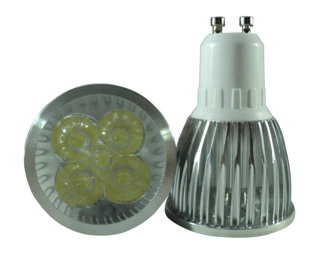 lot de 10 ampoule led 5 watt gu10 high power 530lm blanc 6000k ebay. Black Bedroom Furniture Sets. Home Design Ideas