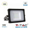 Projecteur Led 10w SMD Ultra mince blanc froid Marque V-Tac