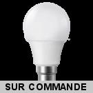 Ampoule LED Standard B22 7W  (eq. 40 watt) Neutre 4000K