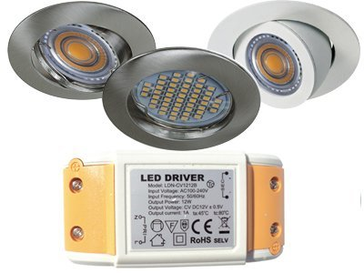 Spot Encastrable LED 12V