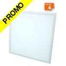Pack de 4 Dalle LED extra plat 45W 600x600mm Blanc Neutre complete avec driver