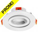 Spot LED encastrable pour plafond 15W Blanc Neutre 1275lm transformateur intégré