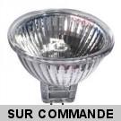 Lot de 10 Ampoules dichroique halogène MR16 GU5.3 12V 20W 3000h