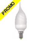 Lot de 10 Ampoules Flamme décoratif Softlite 7 watts petite culot à vis E14 220-240V