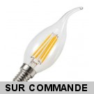 Ampoule led filament E14 4W (eq. 35 watt) Compatible Variateurs