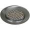 Spot Led Encastrable Fixe Ronde Chrome 60 Led Rendu 45W 120°