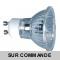 Lot de 10 Ampoules GU10 halogène à économie d'énergie 35W (28W), 220-240V
