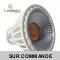 Ampoule LED GU10 5W COB - 6000K 350 Lumens 90° Angle - Eclaire 50W Halogene