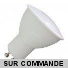 Ampoule Led GU10 5W Blanc Neutre 4000K eq. 50W Halogène 120° Dimmable