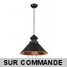 Lustre Suspension Luminaire Culot E27 240mm x Φ215mm