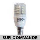 Ampoule à 48 Leds SMD Culot E14 360° 220-240V