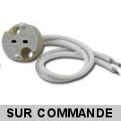 Douille Culot GU5.3 (MR16) pour Ampoule Halogène ou Led