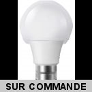Ampoule LED Standard B22 7W  (eq. 40 watt) Neutre 4000K