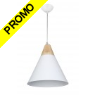 Lustre Suspension Luminaire Culot E27 230mm x Φ30mm