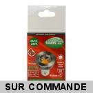 Ampoule VISION EL LED GU10 6W COB - 6000K 570 Lumens 80° Angle - Dimmable