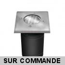 Spot encastrable GU10 Etanche IP67 BERG Carré