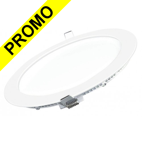 spot encastrable led downlight panel extra plat 7w blanc froid 6000k. Black Bedroom Furniture Sets. Home Design Ideas