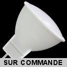 Ampoule LED SMD Blanc Neutre GU5.3 12V AC 5W 400 Lumens 120°