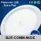 Lumière Plafond LED 3 Watts - Dépolie - Diamètre 85 mm