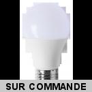 Ampoule LED Standard E27 Grande Vis 9W (eq. 60 watt) Blanc Chaud 3000K