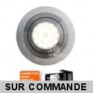 SPOT LED ENCASTRABLE ORIENTABLE 5W eq. 50W, BLANC FROID ref.64856000