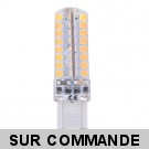 Ampoule led G9 3.6 watt (eq. 35watt) Compatible Variateurs