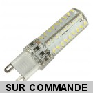 Ampoule led G9 3 watt (eq. 25watt) Compatible Variateurs