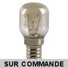 Ampoule Spéciale Frigo Culot E14 300° 15W, 220-240V