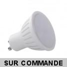 Spot LED GU10 7W TOMI (eq. 42W) Blanc Chaud 3000K Marque KANLUX