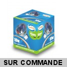 Lot de 10 Ampoules dichroique halogène MR11 GU4 12V 10W 3000h