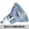 Ampoule GU10 halogène à économie d'énergie 35W (28W)