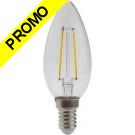 Ampoule led filament E14 2.0 watt (eq. 21 watt) marque KANLUX