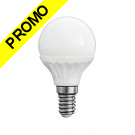Ampoule LED Culot E14 5,0W 3000K Blanc Chaud Marque KANLUX