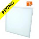 Pack de 6 Dalle LED extra plat 45W 600x600mm Blanc Neutre complete avec driver