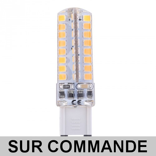 Lot de 5 Ampoules led G9 36 watt (eq 35watt) Compatible